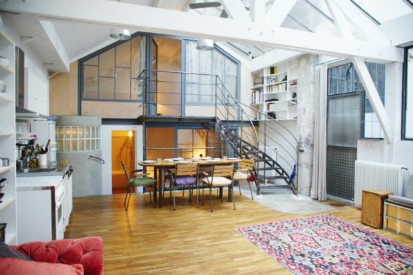 appartement-atypique-à-Paris-appartement-déco-loft