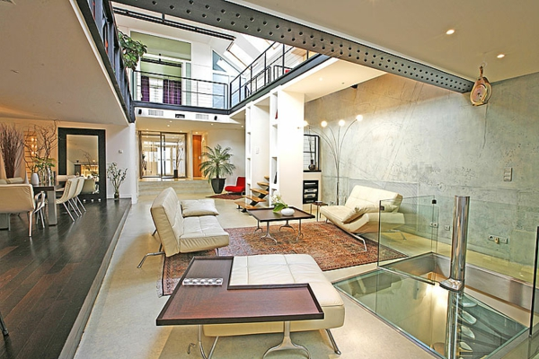 L 39 appartement atypique paris inspiration pour les for Appartement piscine paris