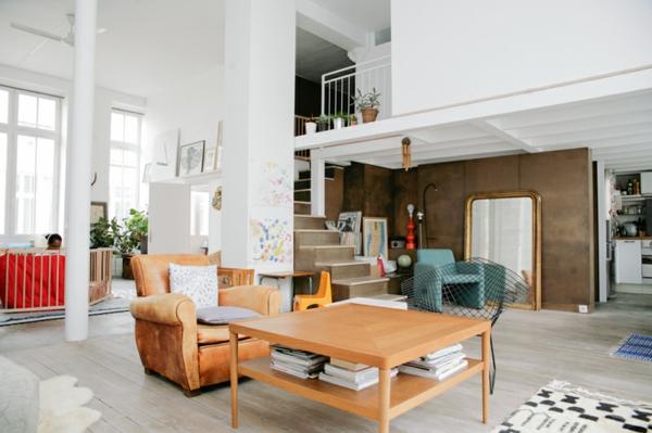 appartement-atypique-à-Paris-espace-ouvert