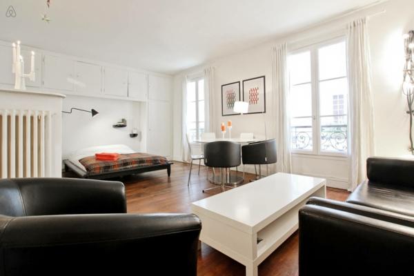appartement-atypique-à-Paris-intérieur-en-noir-et-blanc