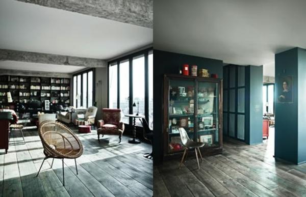 appartement-atypique-à-Paris-intérieurs-exceptionnels