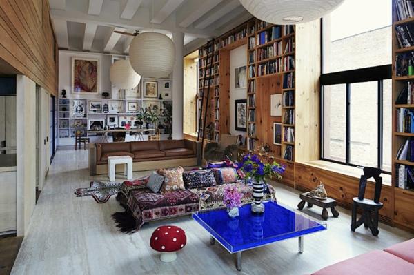 appartement-atypique-à-Paris-loft-bohémien-à-Paris