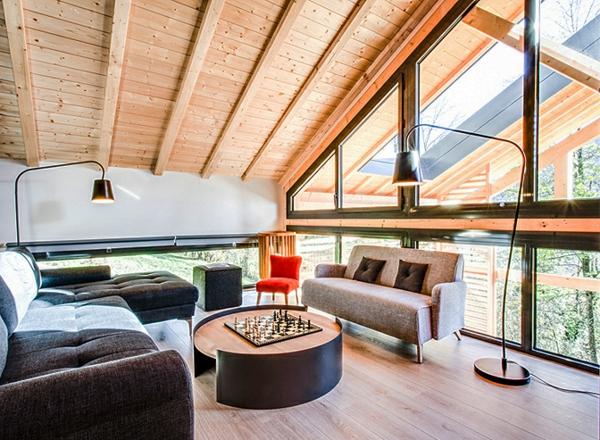 L 39 appartement atypique paris inspiration pour les artistes et les pass - Surface atypique paris ...