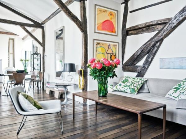 appartement-atypique-à-Paris-planches-en-bois