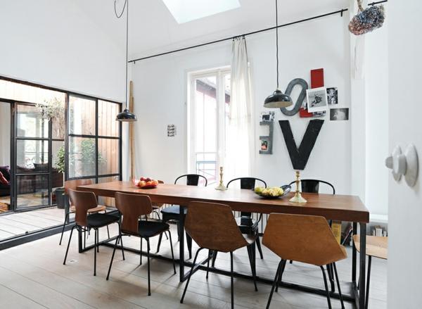 appartement-atypique-à-Paris-salle-à-manger