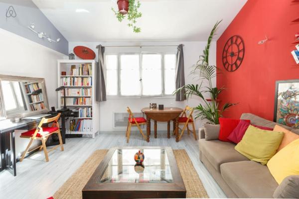 appartement-atypique-à-Paris-salle-de-séjour