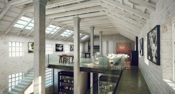 L 39 appartement atypique paris inspiration pour les for Studio atypique paris