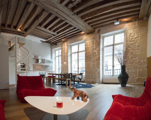 appartement atypique à Paris, inspiration pour les artistes et les ...