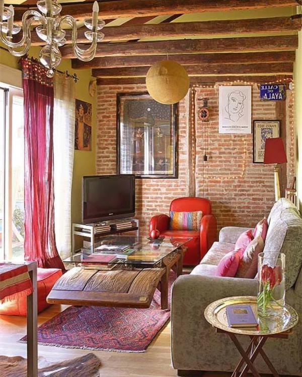 appartement-atypique-à-Paris-style-bohémien-féminin