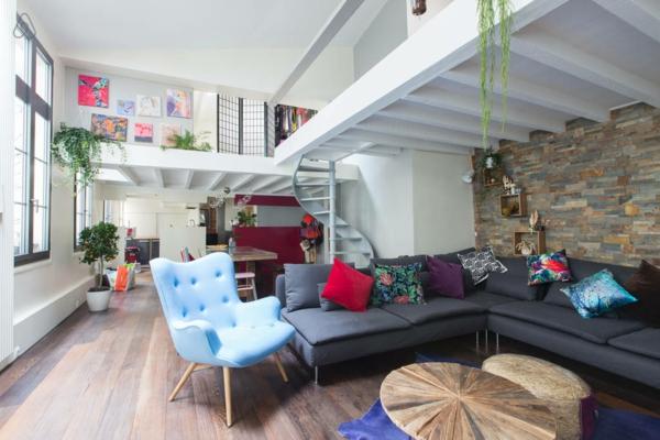 appartement-atypique-à-Paris-style-loft-original