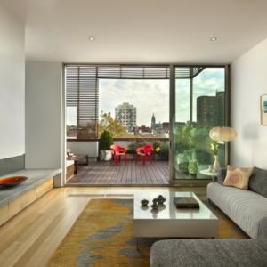 La baie vitrée coulissante pour un design spectaculaire