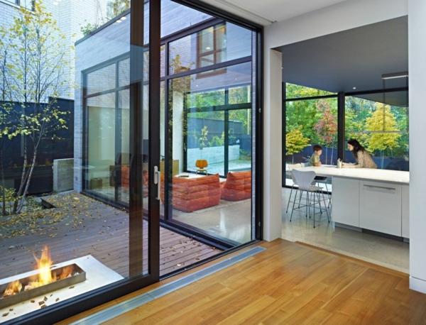 baie-vitreé-coulissante-architecture-moderne