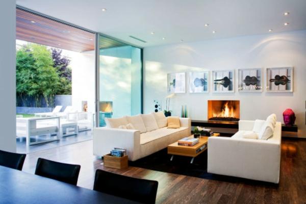baie-vitreé-coulissante-intérieur-moderne