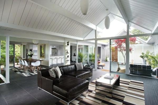 baie-vitreé-coulissante-un-espace-moderne-plan-ouvert