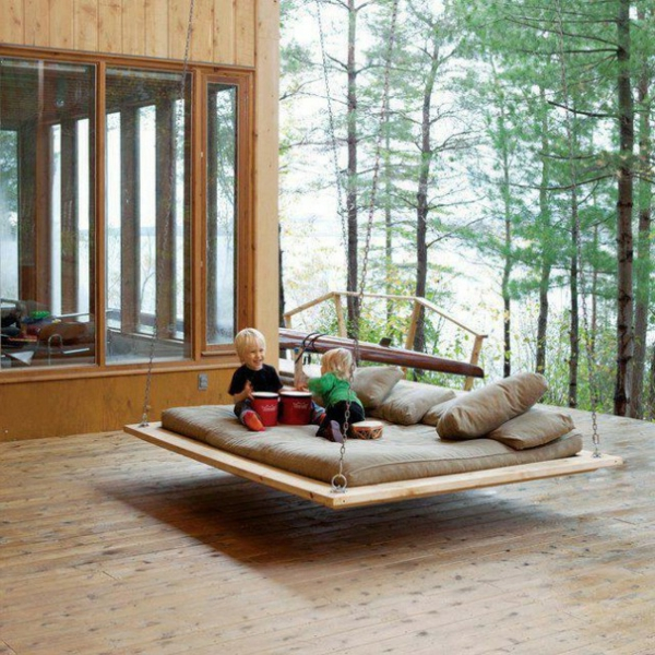 balancelle-de-jardin-design-simple-de-lit-balançoire