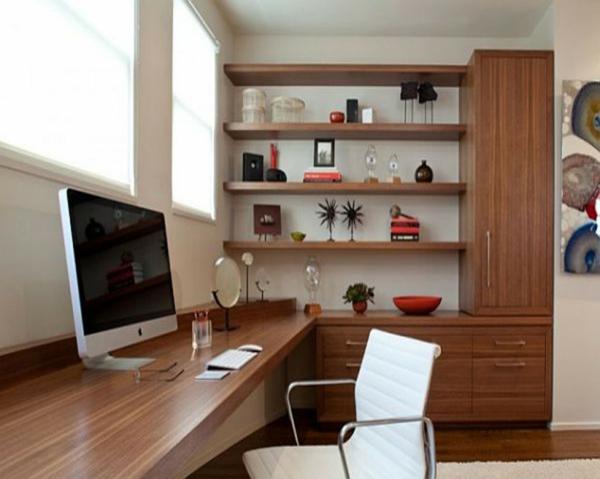bureau-avec-étagère-aménagement-moderne-d'offices