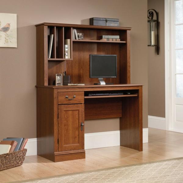 bureau-avec-étagère-bureau-moderne-style-traditionnel