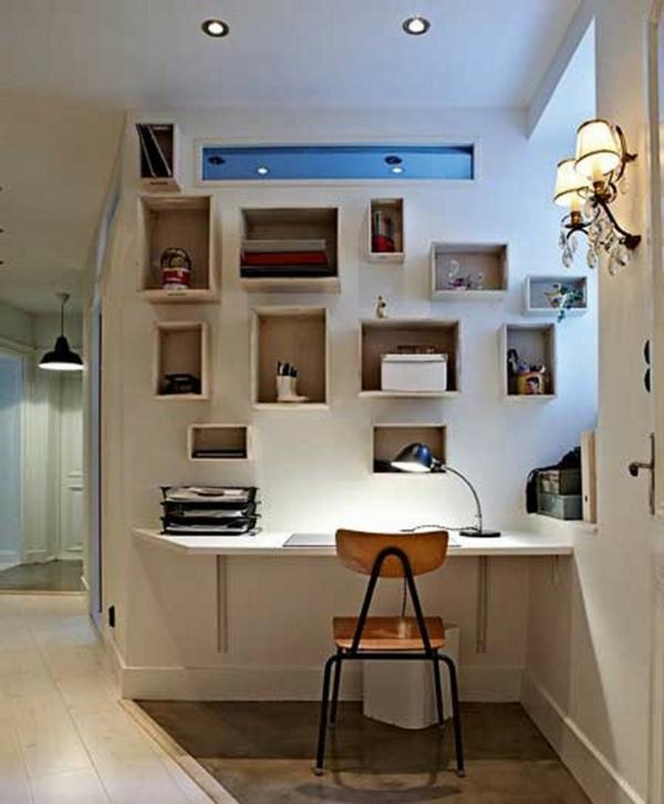 bureau-avec-étagère-design-contemporain