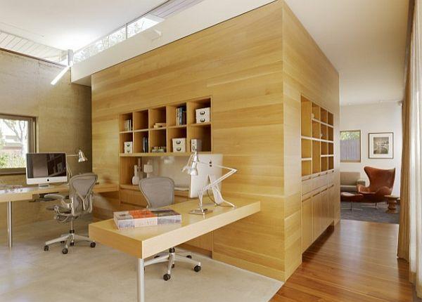 bureau-avec-étagère-design-fantastique-avec-boîtes-de-rangement