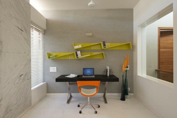 bureau-avec-étagère-design-moderne-super-cool