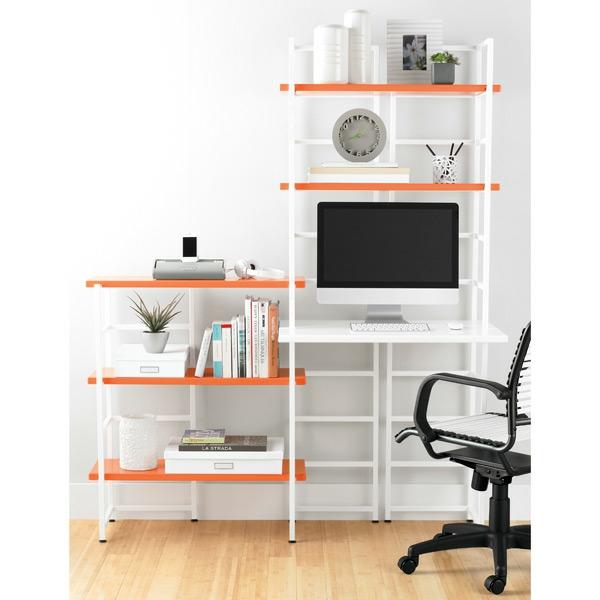 bureau-avec-étagère-designs-modernes