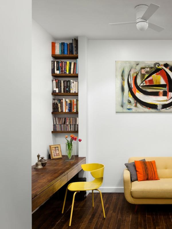 bureau-avec-étagère-design-magnifique