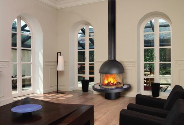 cheminée-contemporaine-foyer-fermé