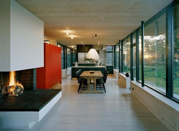 cheminée-contemporaine-foyer-ouvert