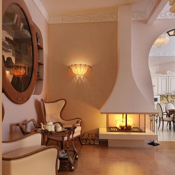 cheminée-contemporaine-intérieur-luxueux-en-beige