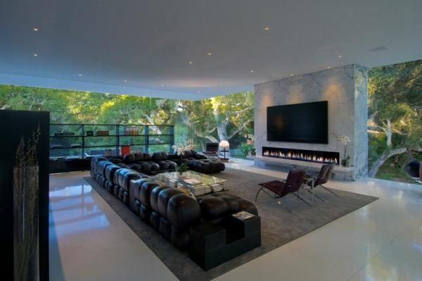 cheminée-contemporaine-intérieur-luxueux-et-simple