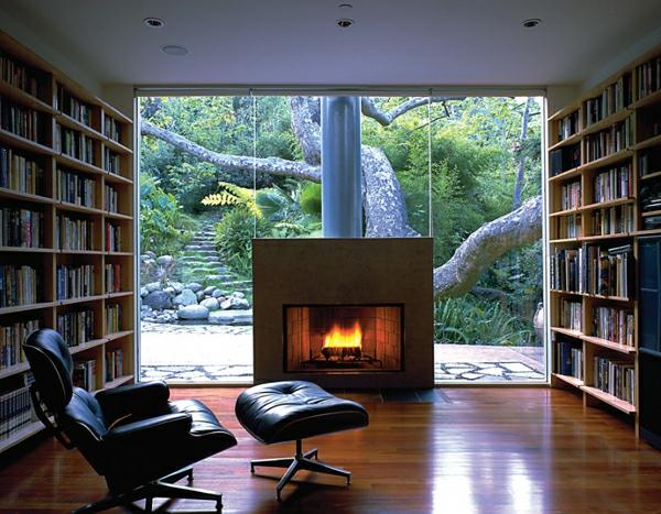 cheminée-contemporaine-intérieur-spectaculaire