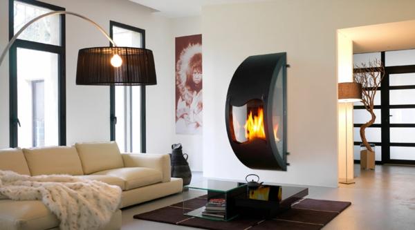 cheminée-contemporaine-manteau-moderne-noir