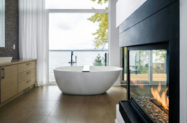 cheminée-contemporaine-salle-de-bains-spa