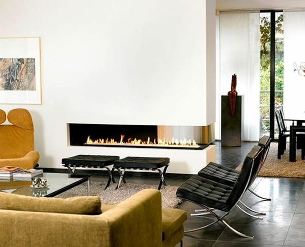cheminée-contemporaine-salle-de-séjour-foyer-à-double-face