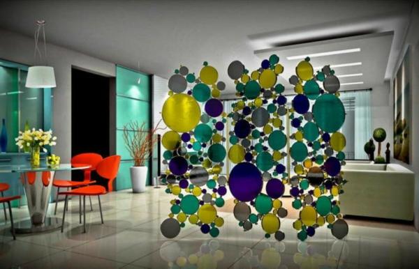 cloison-vitrée-intérieure-en-verre-colorée