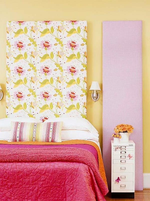 cool-couverture-en-rose--et-paneau-de-lit