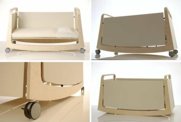 cool-décoration-et-forme-de-lit-de-bebe-en-bois