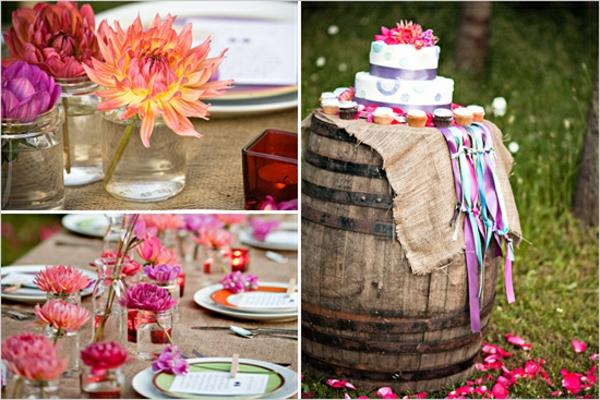 cool-design-pour-le-mariage-avec-des-fleurs-roses