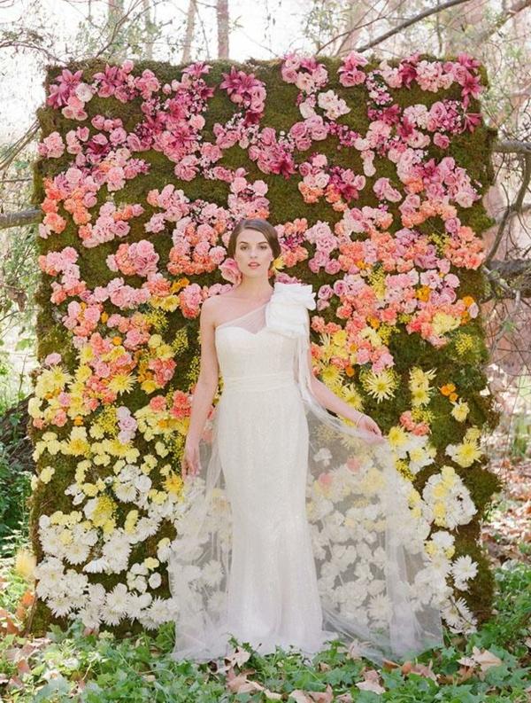 cool-idée-de-photo-session-de-mariage-avec-des-fleurs