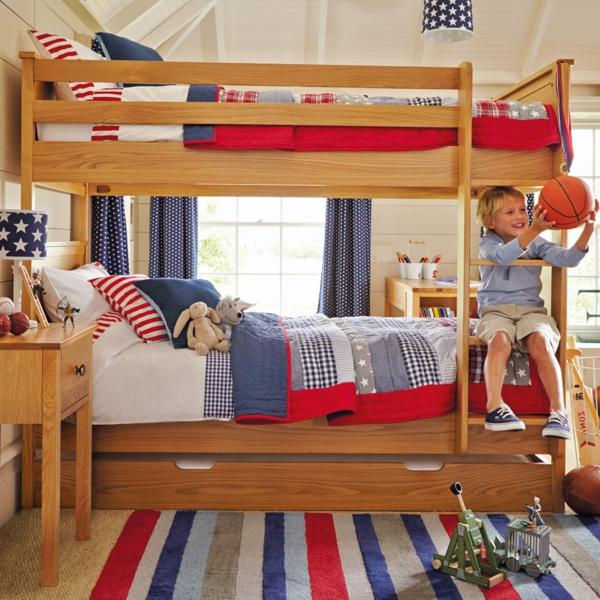 cool-idée-pour-votre-lit-denfant-design-frais-de-garçon