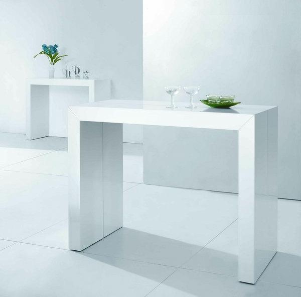 cool-idée-pour-votre-table-blanche-et-design-d'intérieur-minimaliste