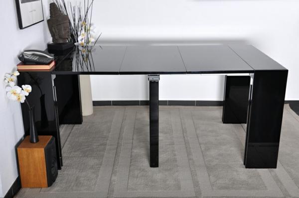 cool-noir-design-du-table-noir-laquer
