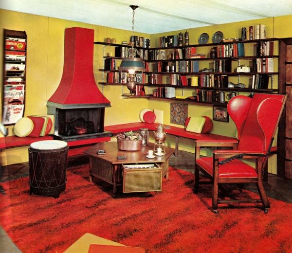 décoration-vintage-accents-déco-rouges