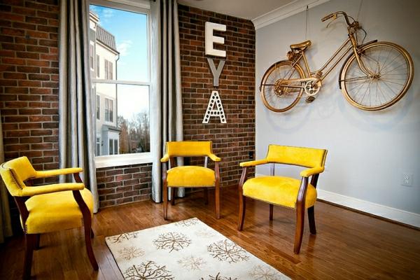 décoration-vintage-chaises-jaunes-resized