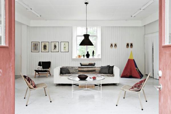décoration-vintage-chambre-vintage-blanche
