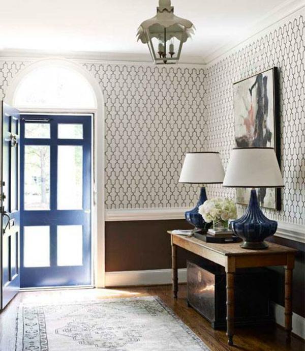 décoration-vintage-entrée-vintage