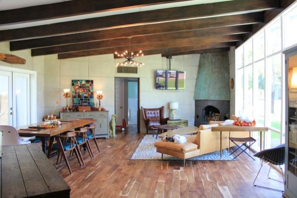 décoration-vintage-habitation-moderne