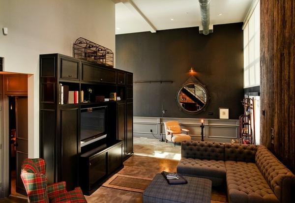 décoration-vintage-intérieur-éclectique