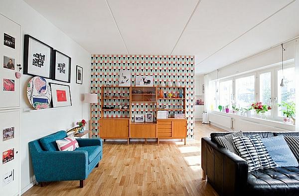 décoration-vintage-intérieur-brillant-en-blanc