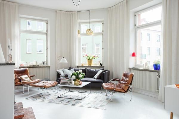 décoration-vintage-intérieur-scandinave